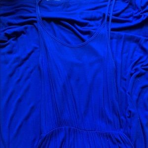 Royal blue Maxi Dress from H&M